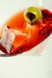 martini ελιά Στοκ φωτογραφία με δικαίωμα ελεύθερης χρήσης