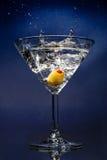 Martini κοκτέιλ Στοκ Εικόνες