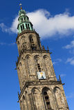 Martini πύργος Στοκ φωτογραφία με δικαίωμα ελεύθερης χρήσης