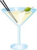 Martini lizenzfreie abbildung