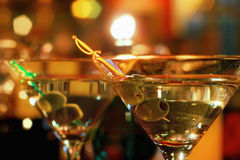 Martini Photographie stock