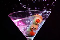 Martini 25 Stock Photo