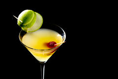 Martini foto de archivo libre de regalías