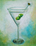 Martini Illustrazione di Stock