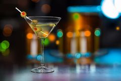 martini Obrazy Royalty Free