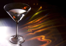 Martini Fotografia de Stock Royalty Free