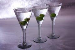 Martini Fotografie Stock