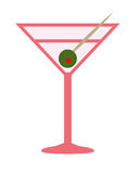 Martini Foto de Stock Royalty Free