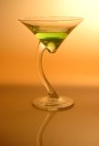 Martini Appletini 01 stock afbeelding