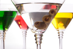 Martini bar Royalty Free Stock Photo