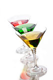Martini bar Royalty Free Stock Photography