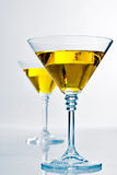 Martini bar Royalty Free Stock Photos
