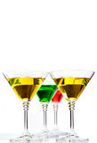 Martini bar Stock Photo