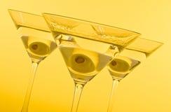 Martini clásico Foto de archivo libre de regalías