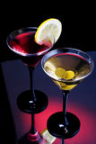Martini classique Image libre de droits