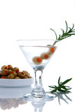 Martini cocktail Stock Photos