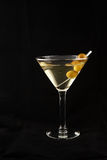 Martini cocktail Stock Photography