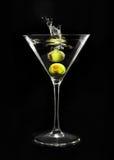 Martini, cocktail Stock Afbeeldingen
