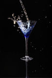 Martini cocktail, drink Royalty Free Stock Images