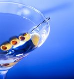 Martini Coctail Foto de Stock Royalty Free