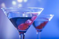 Martini Coctail Imagen de archivo libre de regalías