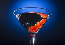 Martini Coctail Stock Photography