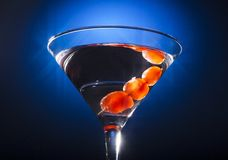Martini Coctail Stock Photo