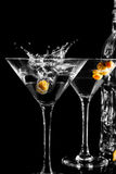 Martini, coctel Foto de archivo