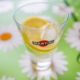Martini, coctel Fotos de archivo