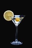 Martini, coctel Fotografía de archivo libre de regalías