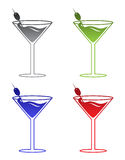 Martini Royalty Free Stock Images