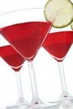 martini cosmopolite Photos stock