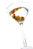 Martini de abaixo Foto de Stock