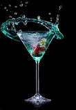 Martini drink Stock Photography
