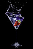 Martini drink Royalty Free Stock Image