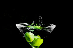 Martini Drink Royalty Free Stock Photography