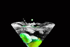 Martini Drink Stock Image