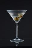 Martini elegante Imágenes de archivo libres de regalías