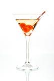 Martini en un vidrio Imagen de archivo libre de regalías