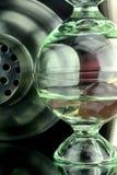 Martini et olive Images stock