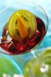 Martini-Getränk Lizenzfreie Stockfotografie
