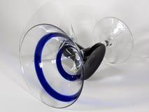 Martini-Gläser stockfoto