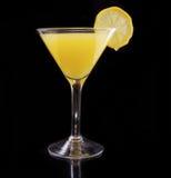Martini-Glas Lizenzfreies Stockbild