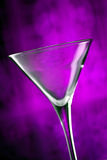Martini glass Stock Photography