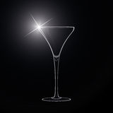 Martini glass. cocktail. Vector. Stock Photography