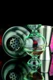 Martini i oliwka Obraz Royalty Free