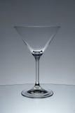 Martini koktajlu szkło Zdjęcie Royalty Free