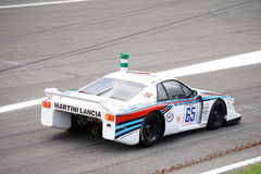Martini Lancia Beta Montecarlo Turbo images stock