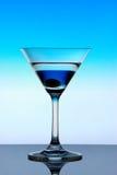 martini neon Obraz Royalty Free