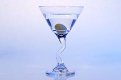 Martini olive Images libres de droits
